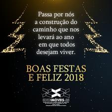 Boas Festas e Feliz Ano Novo!