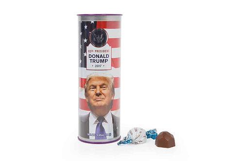 President Trump Souvenir Tube