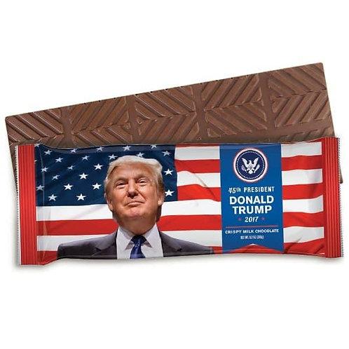 President Trump – Crispy Milk Chocolate Mega Bar