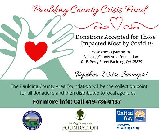 Paulding County Crisis Fund-Facebook Pos