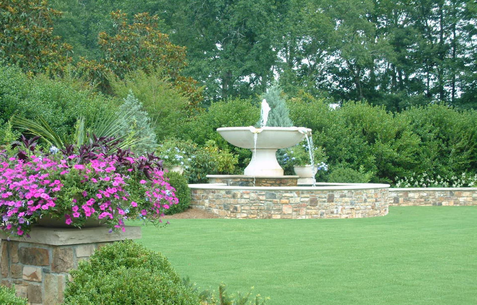 Bowl Fountain