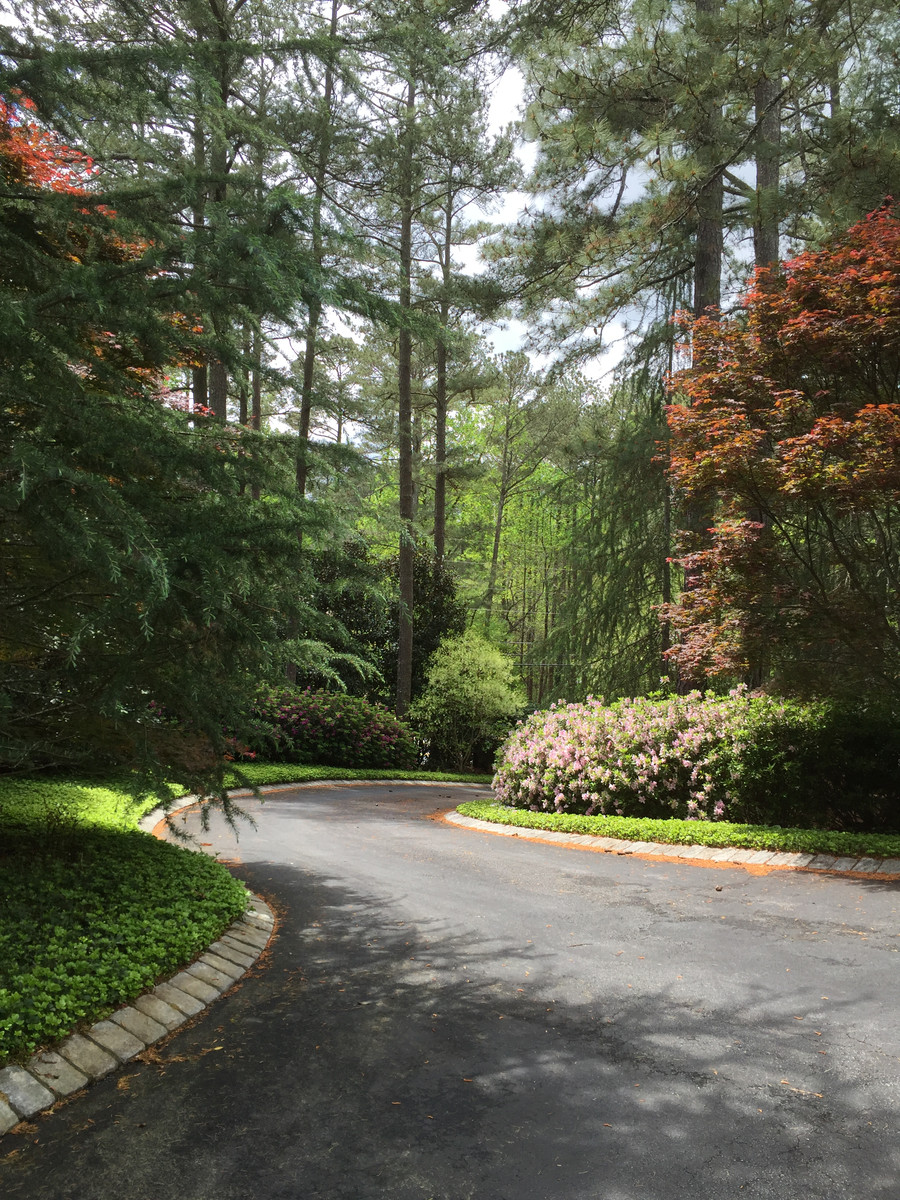 The Entrance Drive