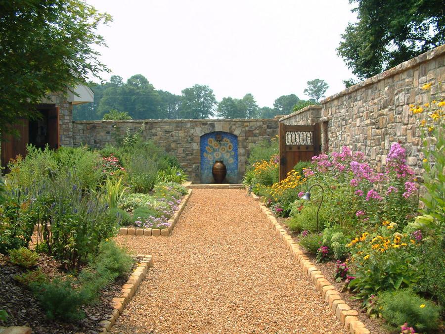 Walled Cutting Garden
