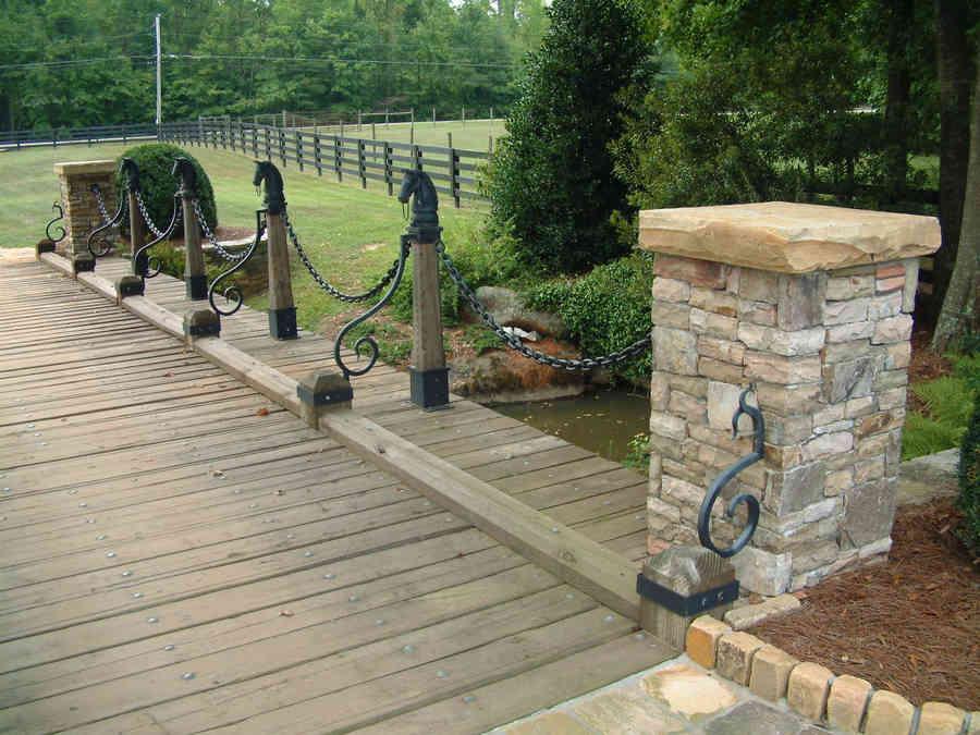 Horse Themed Bridge