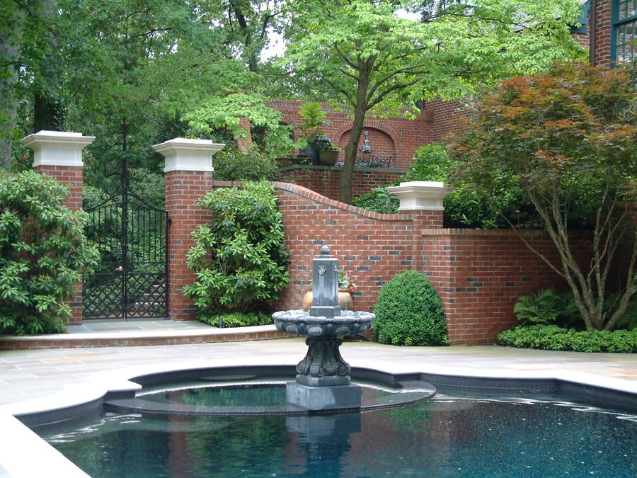 The Pool Gates