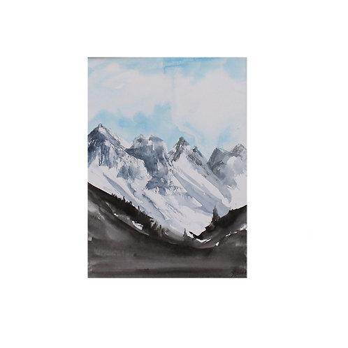 Winter in Kematen Alm lll Tirol Austria
