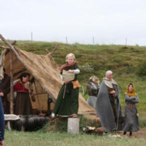 Gásir middel-age festival july 16th -20th 2011