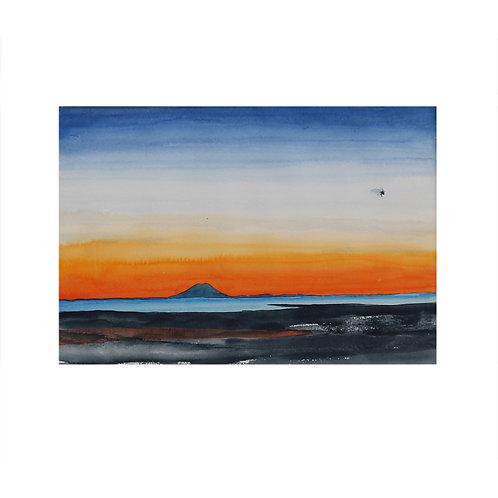 Snæfellsjökull Iceland ( with a fly)