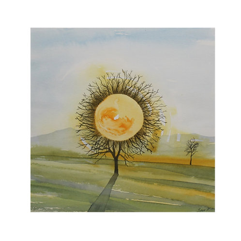 Morning sun fantasy I