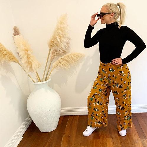 Freesia Floral Pant