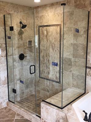 Framless shower Doors In Gaithersburg Marlyand, MD