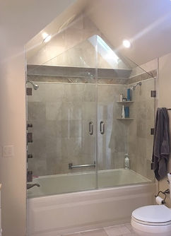 Unique Shower Spaces