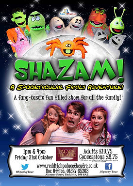 Halloween Show, Shazam