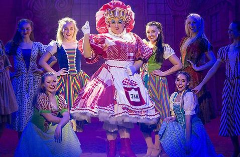 Lee Redwood Pantomime Dame