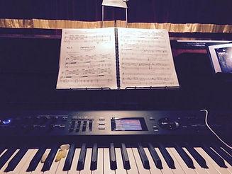 Pantomime Keyboard