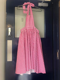 Pink Gingham Dungaree Skirt.jpg