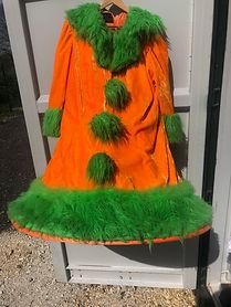 Dame Orange Green Hoop.JPG