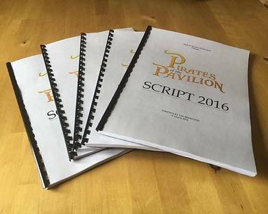 Pantomime Script. Script Writer