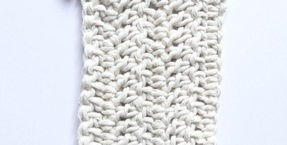 Myjka ze sznurka bawełnianego