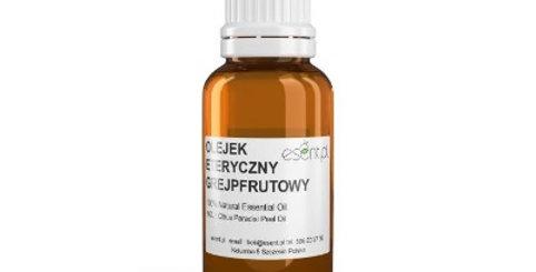 Olejek eteryczny GREJPFRUTOWY, 10 ml, Esent