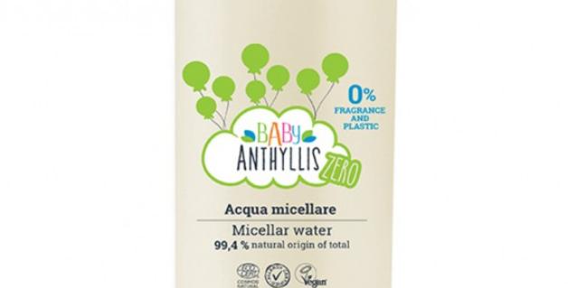 Woda micelarna, 200ml, Baby Anthyllis ZERO