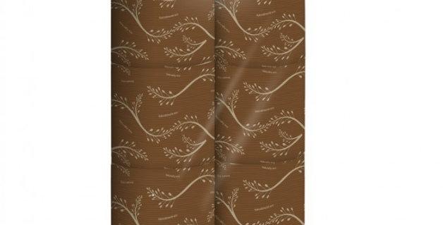 Papier toaletowy Econatural 1, 2 warstwy, 6 rolek, Lucart