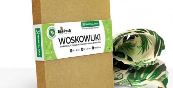 Woskowijki 3 szt. S, M, L - BeePack