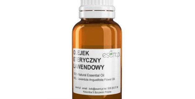 Olejek eteryczny, lawendowy, 10 ml, Esent