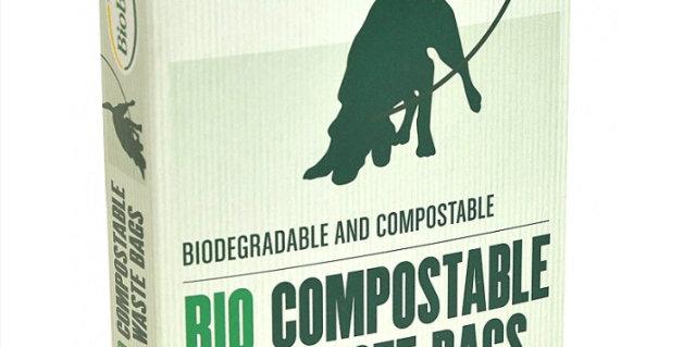 Kompostowalne worki na odchody Bio Bag, 50 szt.