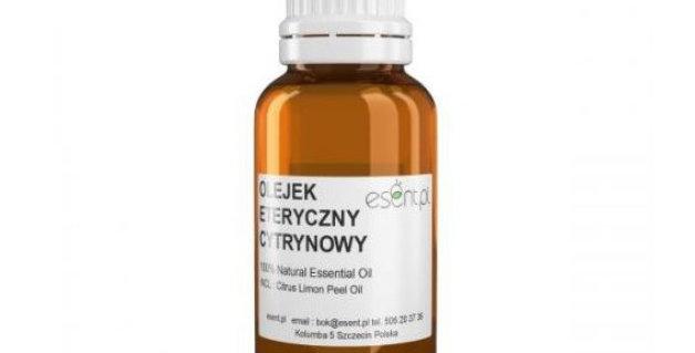 Olejek eteryczny cytrynowy 10 ml Esent