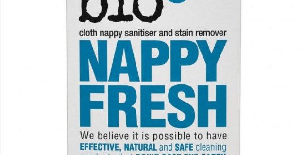 Nappy Fresh - dodatek do proszku do prania pieluch i podpasek, Bio-D, 500 g