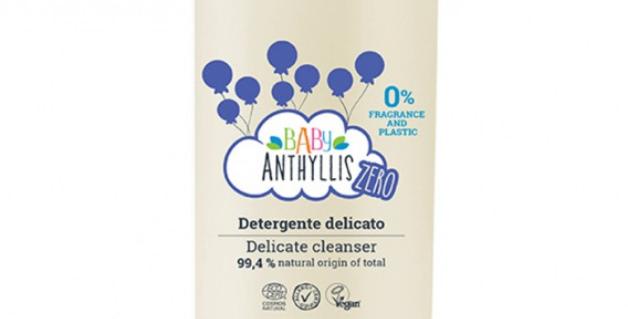 Delikatne mydło w płynie Baby Anthyllis ZERO 200 ml