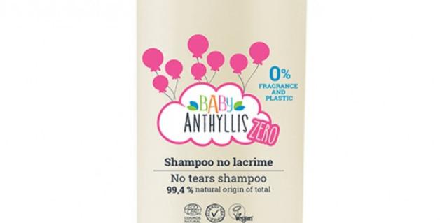 Delikatny szampon dla dzieci Baby Anthyllis ZERO 200 ml