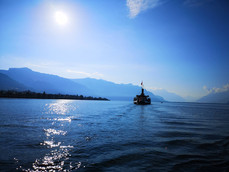 CGN sur le lac