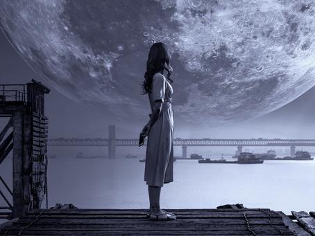 The Secretive Moon