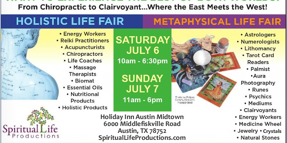 Holistic and Metaphysical Life Fair