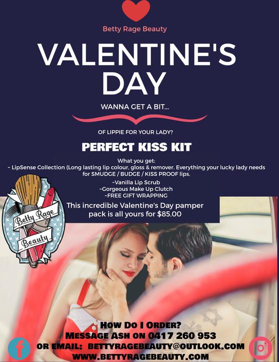 Valentine's Day... HELP!