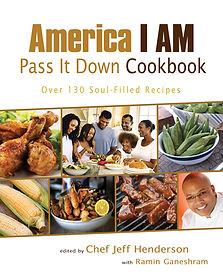 America I Am Pass It Down Cookbook HIGH