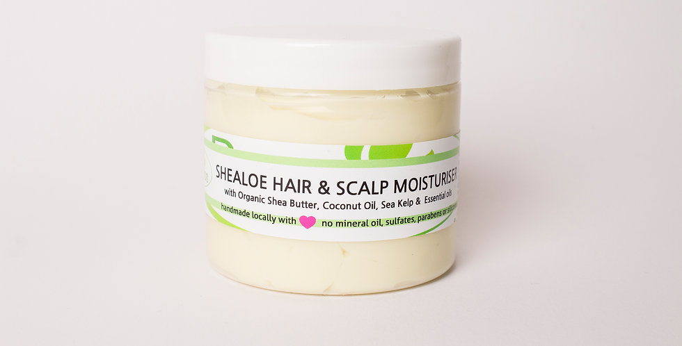 Shealoe Hair & Scalp Moisturiser