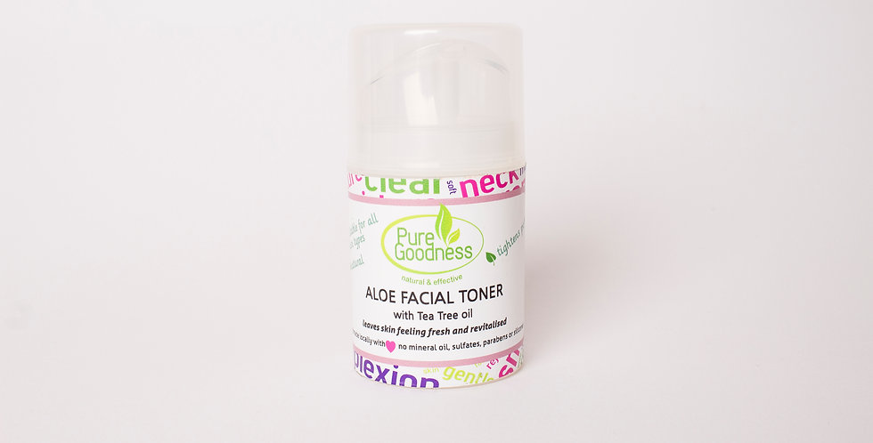 Aloe Facial Toner