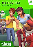 The Sims 4 My First Pet Stuff Pack