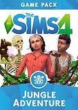 sims 4 gp 6 Jungle Adventure