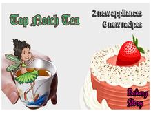 Top Notch Tea - Bakery Story Quest