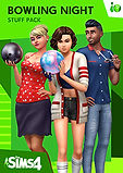 The Sims 4 Bowling Night Stuff Pack