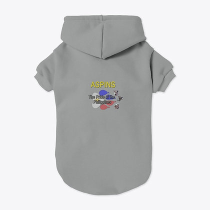 The Pride of the Philippines - Pet Hoodie