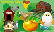 sims 4 cottage living colored eggs