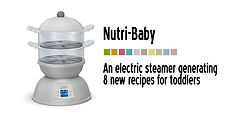 The Sims 4 CC Baby Steamer