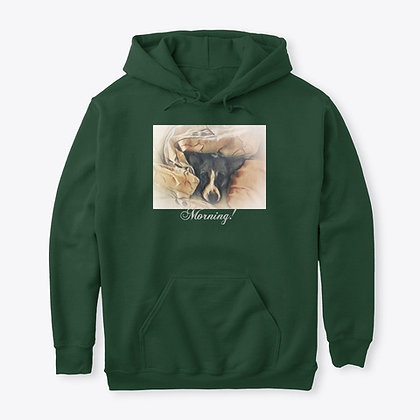 Morning! - Classic Pullover Hoodie