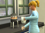 The Sims 4 CC Juice Maker