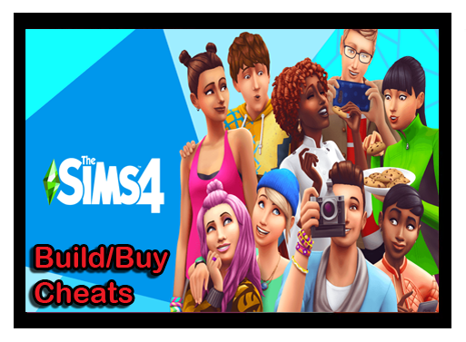 The Sims 4  Build/Buy Cheats